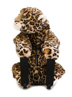 рюкзак в виде леопарда Dolce & Gabbana