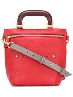 сумка на молнии Anya Hindmarch