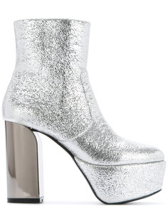 platform ankle boots  G.V.G.V.