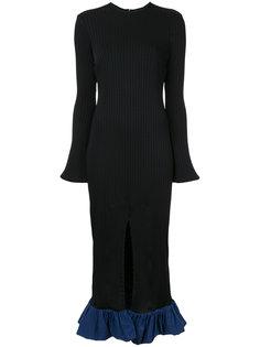 расклешенное платье Celeste Ellery