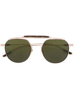 round frame sunglasses Jacques Marie Mage