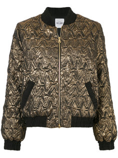 embroidered bomber jacket  Si-Jay