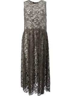 long lace dress Uma Wang