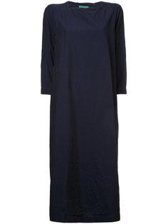 расклешенное платье с квадратным вырезом  Casey Casey