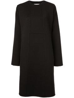 А-образное платье с воротником  Maison Margiela