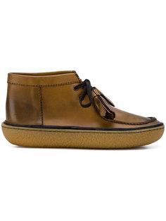 ботинки с кисточками Prada