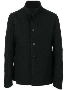 пиджак в тонкую полоску Devoa