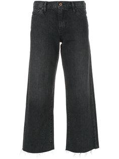 укороченные джинсы с вытертым дизайном Simon Miller