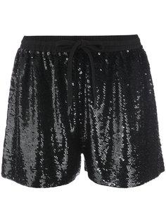 sequinned shorts Ashish