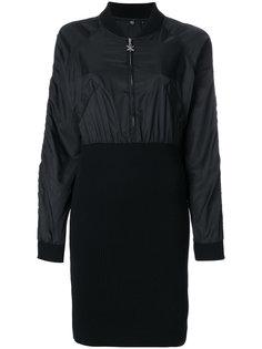 платье с курткой-бомбер  Opening Ceremony