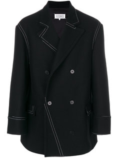 classic tailored coat Maison Margiela
