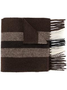 полосатый шарф Dsquared2