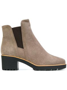 ботинки по щиколотку Hogan