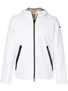 утепленная куртка на молнии Rrd