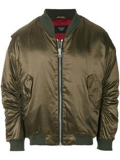 переливающаяся куртка бомбер Represent
