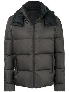 куртка с капюшоном Fendi
