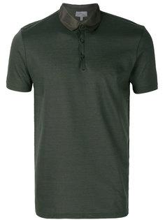 рубашка-поло с сатиновым воротником Lanvin