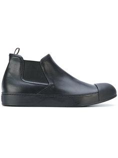 ботинки с эластичными вставками Prada