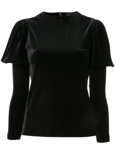 puffy sleeves blouse  G.V.G.V.