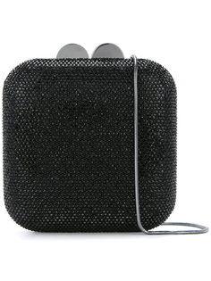 rounded square clutch bag Isla