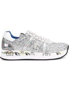 кроссовки с блестками Premiata