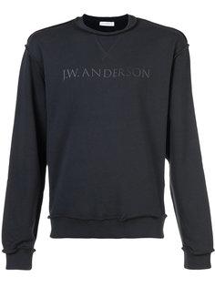 logo sweater J.W.Anderson