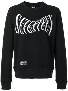 Seventeen embroidered sweatshirt KTZ