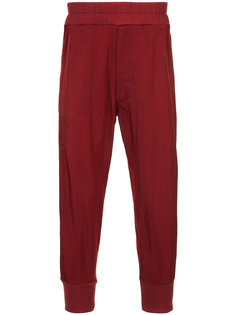 cropped track pants Julius