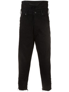 high-rise cropped jeans Julius