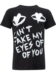 футболка Eyes Dom Rebel