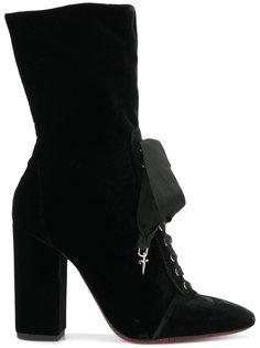 сапоги со шнуровкой Cesare Paciotti