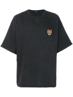 футболка с круглым вырезом Yeezy