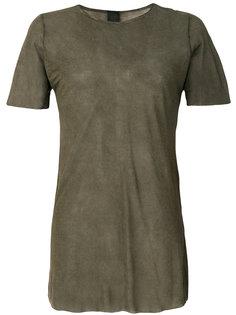 прозрачная футболка 10Sei0otto