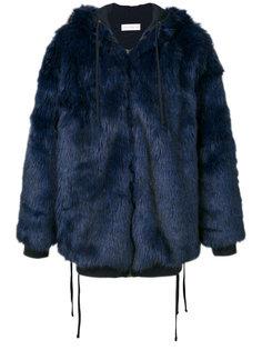 декорированное пальто из искусственного меха Faith Connexion