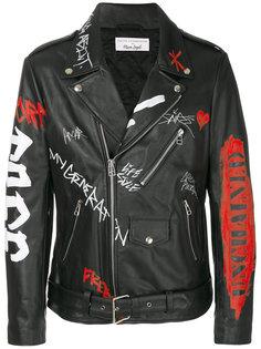 куртка в стиле панк Faith Connexion