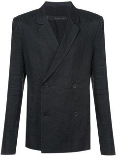 двубортный пиджак Thamanyah