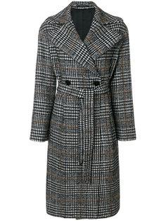 двубортное пальто Petra Tagliatore