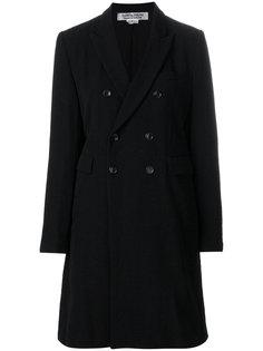 double breasted coat Comme Des Garçons Comme Des Garçons
