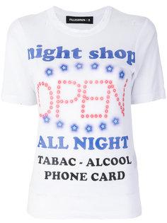 футболка Night Shop Filles A Papa