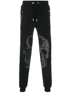 спортивные брюки Skull Philipp Plein