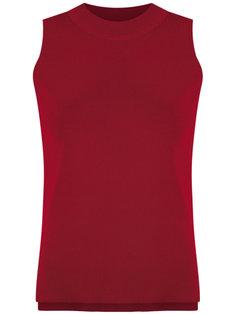Roma knit blouse Egrey