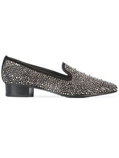 beaded and sequined loafers Stuart Weitzman