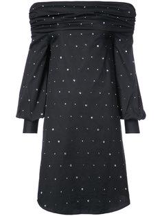 off-the-shoulder dress Jourden