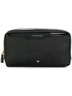 suncreams case with tassel  Anya Hindmarch