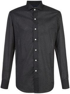 рубашка в мелкий горошек Polo Ralph Lauren