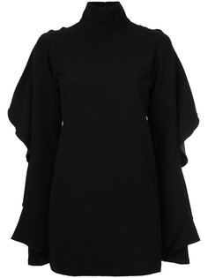 ruffled blouse Strateas Carlucci