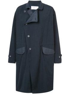 double breasted coat Julien David