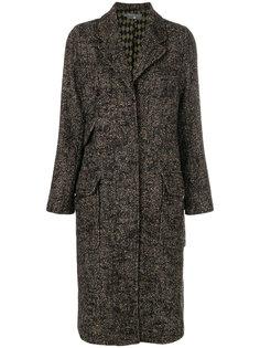 приталенное строгое пальто  Cotélac