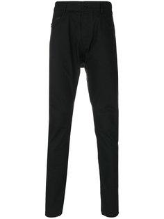 drop crotch pants Unconditional