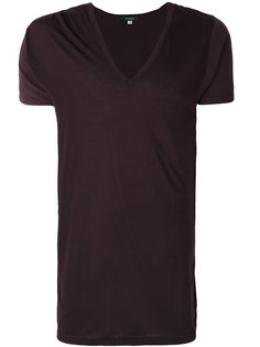 v-neck T-shirt Unconditional